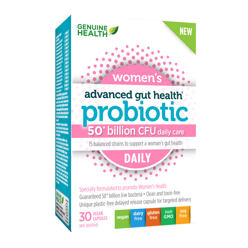 : Advanced Gut Health - Probiotic Womens Daily