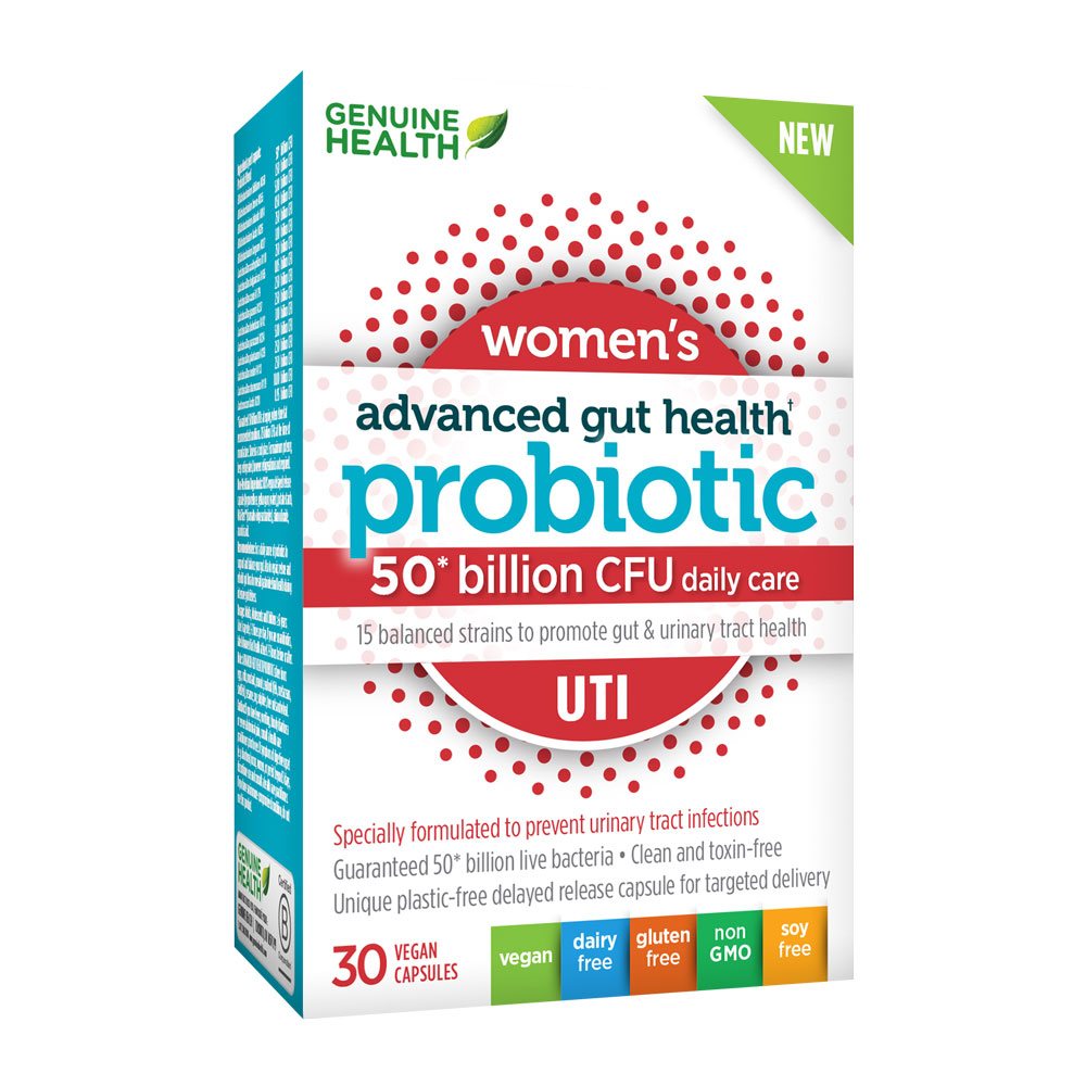 : Advanced Gut Health - Probiotic UTI