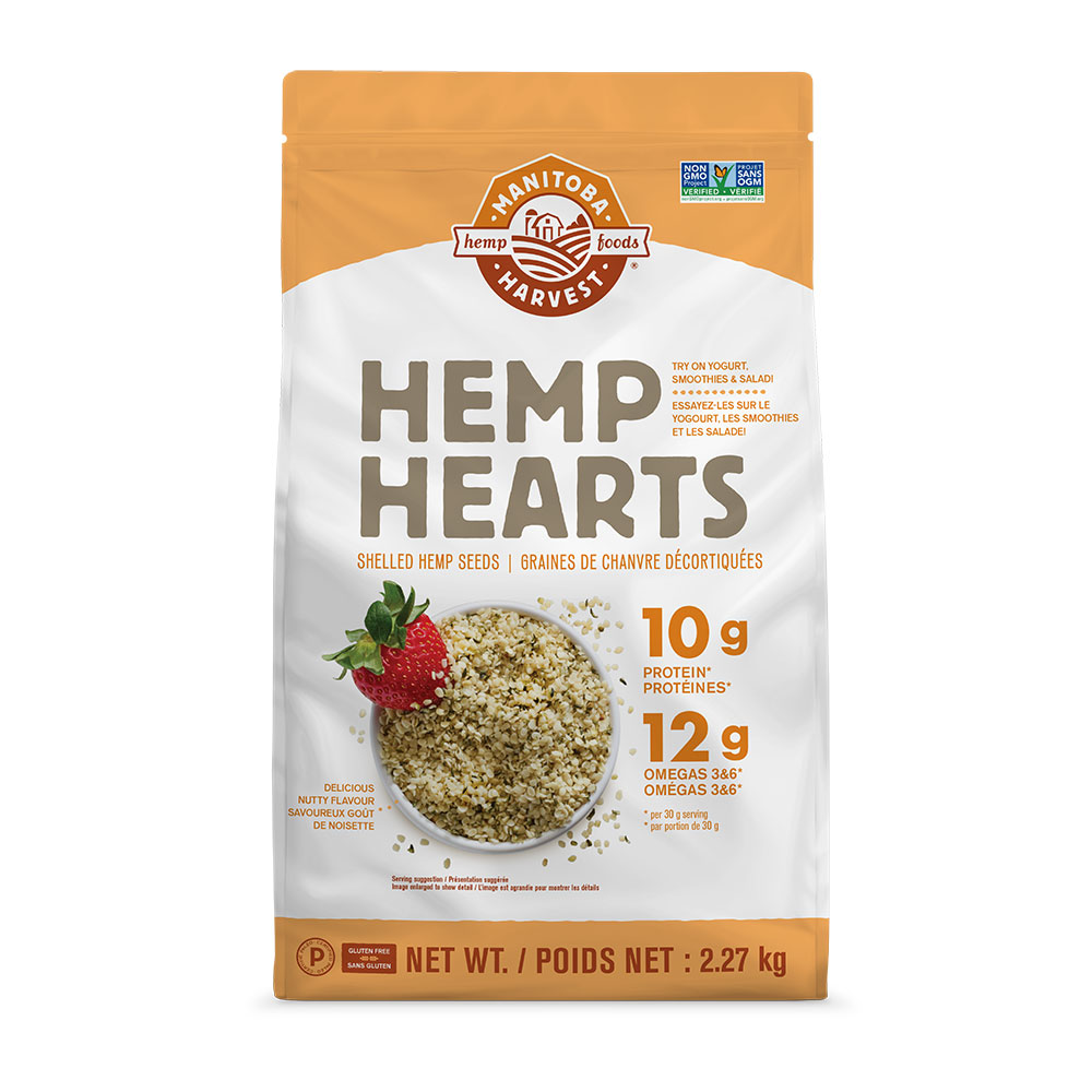 : Manitoba Harvest Natural Hemp Hearts, 2.27kg