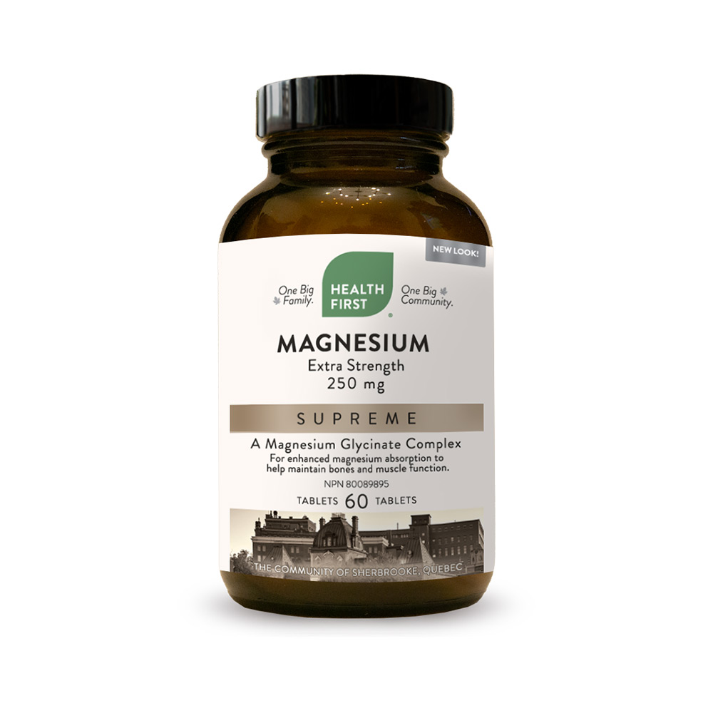 : Magnesium Supreme Extra Strength