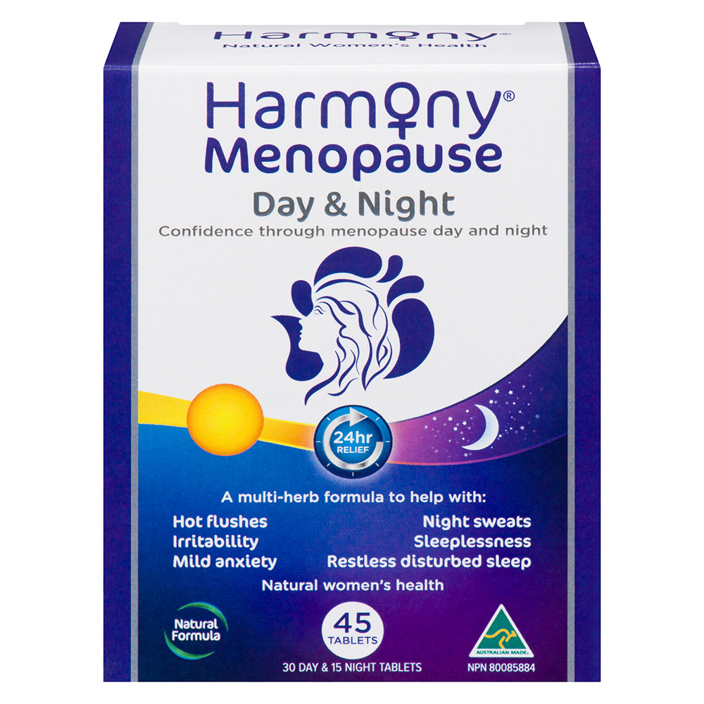 : Harmony Menopause Day & Night 45 Tabs