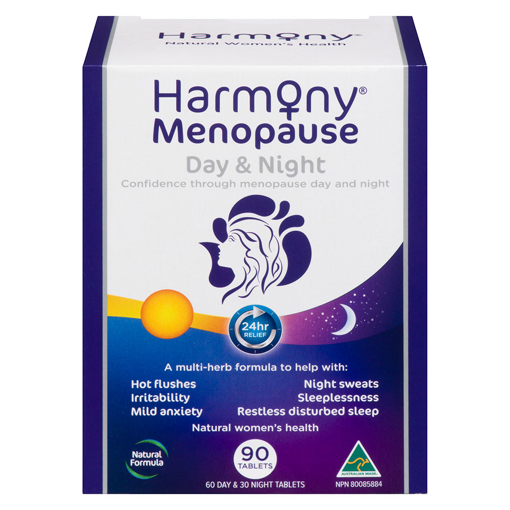 : Harmony Menopause Day & Night 90 Tabs