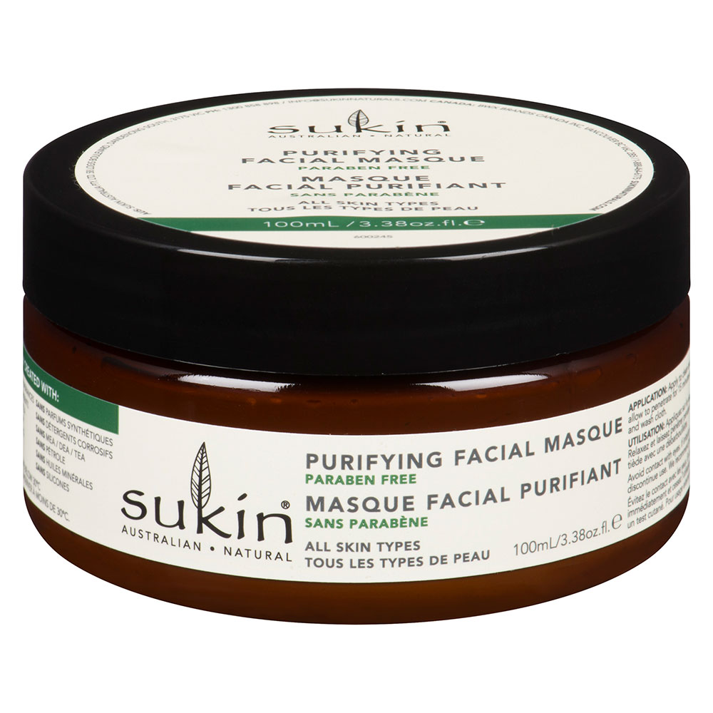 : Sukin Purifying Facial Masque 100ml