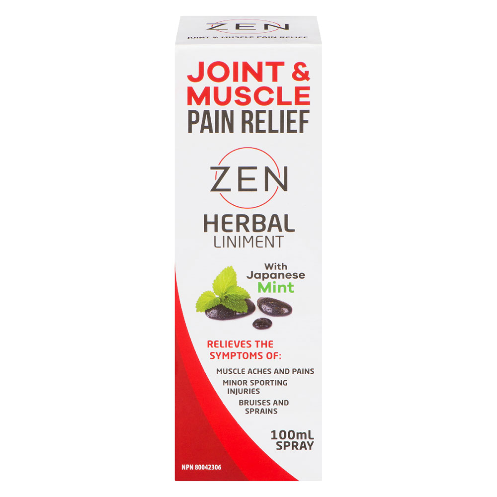 : Zen Herbal Liniment Spray 100ml